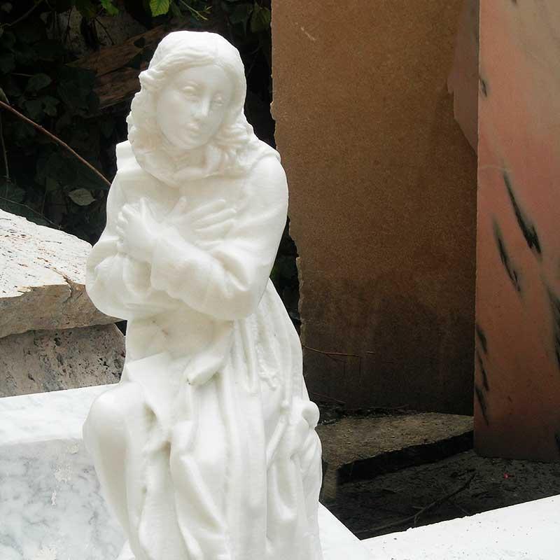 Scultura di San Benedetto